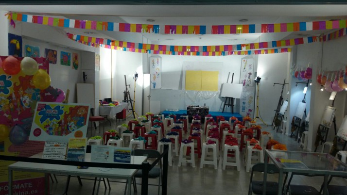 ¡Notición! Inauguración del nuevo local del Aula GaliArt Oviedo