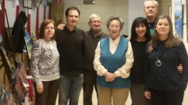 Nuestros alumnos adultos exponen sus obras en Oviedo y A Coruña